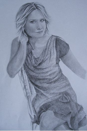 Kristen Bell por chamalow